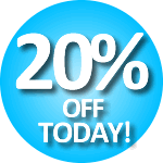 20% Off All Summer Free Shipping on Orders Over £39 excluding large bulky items
