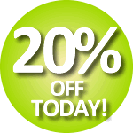20% OFF Selected Crayola. Price above includes 20% discount.