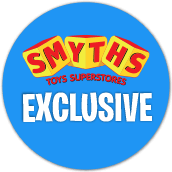 Smyths Toys Superstores Exclusive! Free Delivery on Orders Over €49 excluding large bulky items